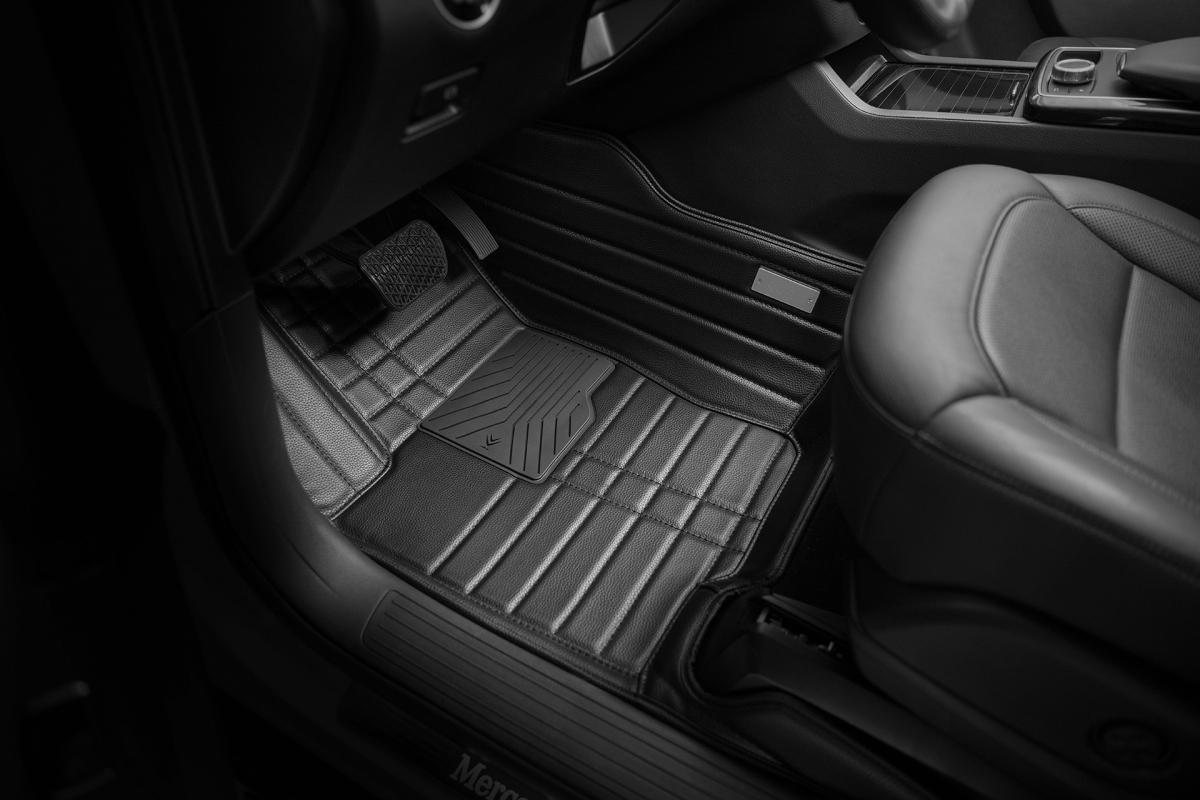 3D Коврики в салон  Mercedes-Benz  GLE Coupe-class